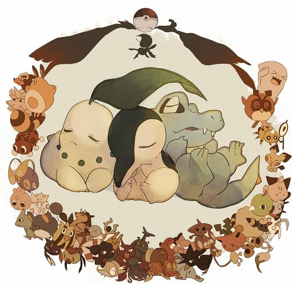 Tags: Anime, Mode-pesu, Pokémon, Wobbuffet, Shuckle, Celebi, Togepi, Spinarak, Hoppip, Hitmontop, Phanpy, Igglybuff, Totodile