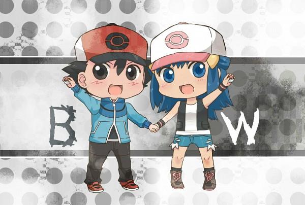 Tags: Anime, Endless-summer181, Pokémon, Hikari (Pokémon), Satoshi (Pokémon), Touya (Pokémon) (Cosplay), Touko (Pokémon) (Cosplay), Pokémon (Cosplay)