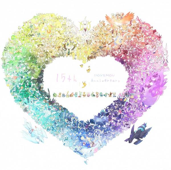 Tags: Anime, Kokoroko, Pokémon, Torchic, Piplup, Zekrom, Silver (Pokémon), Genesect, Yuuki (Pokémon), Suicune, Chimecho, Bel (Pokémon), Leaf (Pokémon)