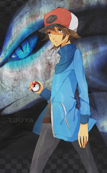 Tags: Anime, Rakkou, Pokémon, Touya (Pokémon), Reshiram, Legendary Pokémon