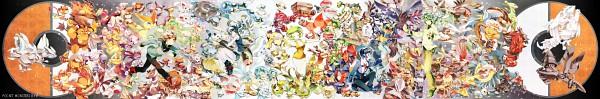 Tags: Anime, Yuuichi-87, Pokémon, Simipour, Zoroark, Pignite, Blitzle, Pansage, Dewott, Hatooboo, Reshiram, Snivy, N (Pokémon)