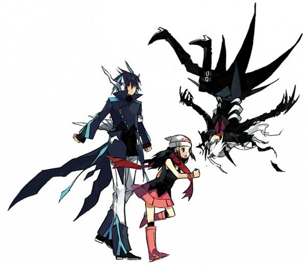 Tags: Anime, STAR Shadow Magician, Pokémon, Dialga, Darkrai, Hikari (Pokémon), Replacement Request, Legendary Pokémon