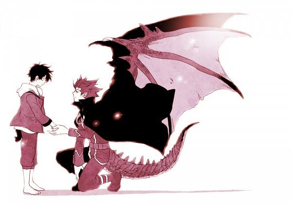 Tags: Anime, Pokémon, Hibiki (Pokémon), Wataru (Pokémon), Dragon Tail, Dragon Wings