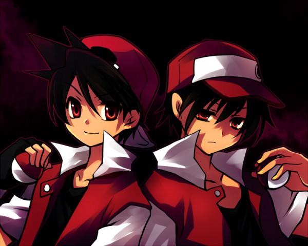 Tags: Anime, Miyu (Matsunohara), Pokémon SPECIAL, Pokémon, Red (Pokémon), Satoshi (Pokémon), Pixiv