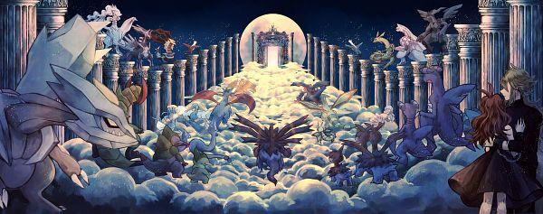 Tags: Anime, Kabocha Torute, Pokémon, Latias, Axew, Kyurem, Dragonair, Dialga, Bagon, Giratina, Palkia, Shelgon, Flygon