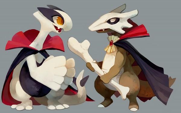 Tags: Anime, Purplekecleon, Pokémon Fushigi no Dungeon, Pokémon, Lugia, Marowak, Legendary Pokémon, Fanart, Pixiv, Fanart From Pixiv, Pokemon Mystery Dungeon