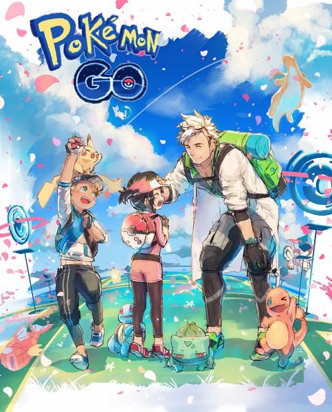 Pokémon GO - NIANTIC