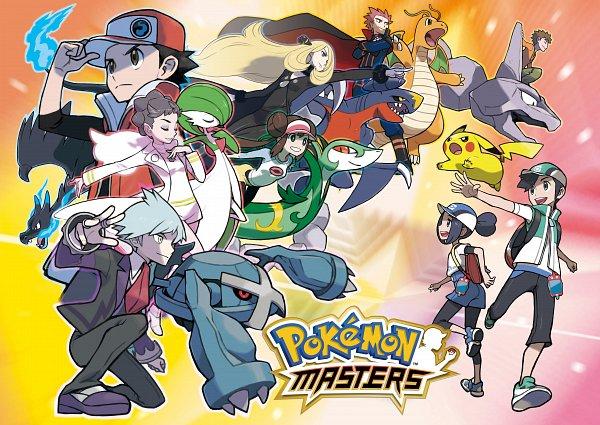 Pokémon Masters - DeNA