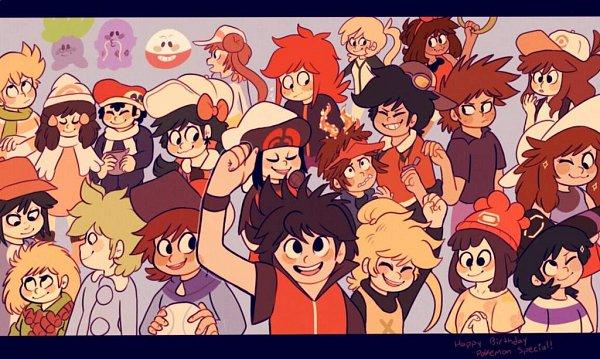 Tags: Anime, Pokémon SPECIAL, Pokémon Ruby & Sapphire, Pokémon, Gold (Pokémon SPECIAL), Y (Pokémon SPECIAL), Green Oak (Pokémon SPECIAL), Swalot, Ruby (Pokémon SPECIAL), White (Pokémon SPECIAL), Mitsuru (Pokémon), Red (Pokémon SPECIAL), Moon (Pokémon SPECIAL), Pokémon Adventures