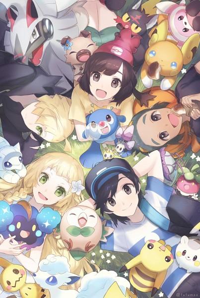 Pokémon Sun & Moon - GAME FREAK