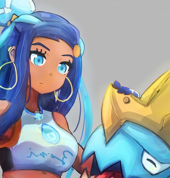 Tags: Anime, Pixiv Id 18793092, Pokémon Sword & Shield, Pokémon, Rurina, Drednaw