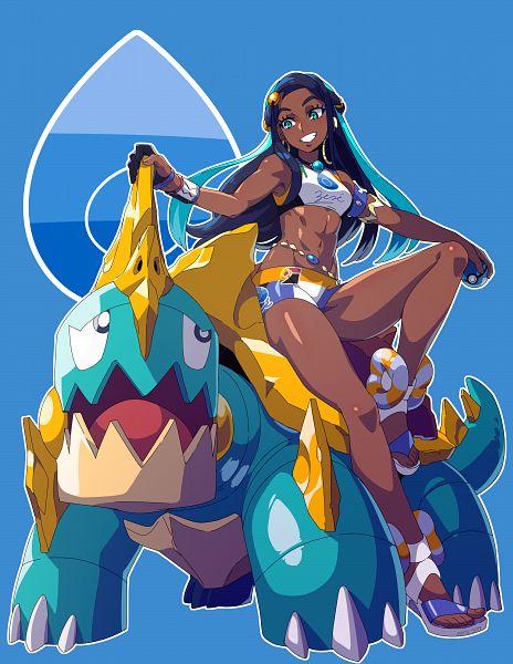Tags: Anime, Pixiv Id 6254183, Pokémon Sword & Shield, Pokémon, Rurina, Drednaw