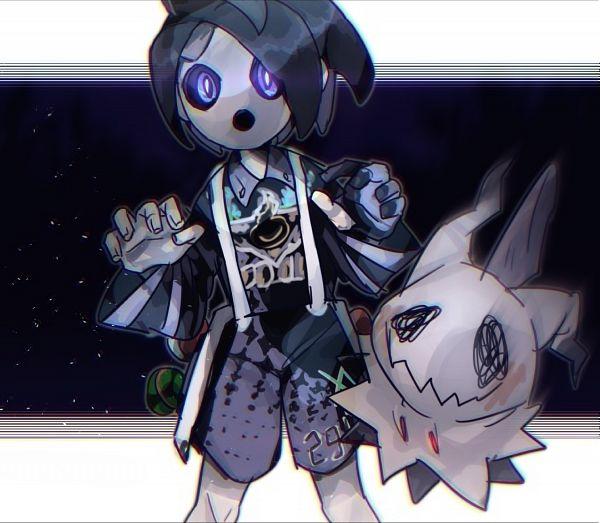 Tags: Anime, Pixiv Id 20073702, Pokémon Sword & Shield, Pokémon Ultra Sun & Moon, Pokémon Sun & Moon, Pokémon, Onion (Pokémon), Mimikyu