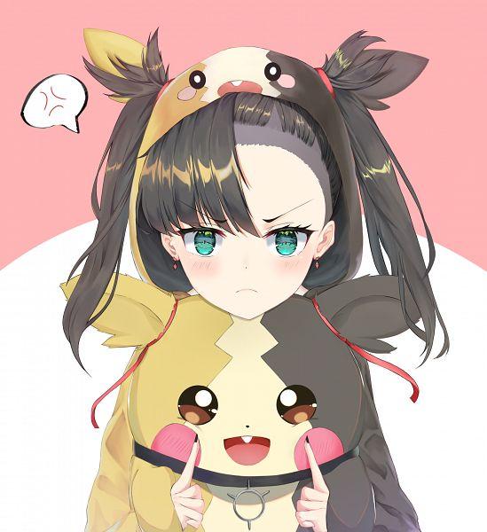 Tags: Anime, Pixiv Id 31388832, Pokémon Sword & Shield, Pokémon, Morpeko, Marie (Pokémon), Morpeko (Cosplay)