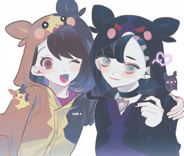 Tags: Anime, Pixiv Id 29085150, Pokémon Sword & Shield, Pokémon, Morpeko, Marie (Pokémon), Female Protagonist (Pokémon Sword & Shield), Morpeko (Cosplay)