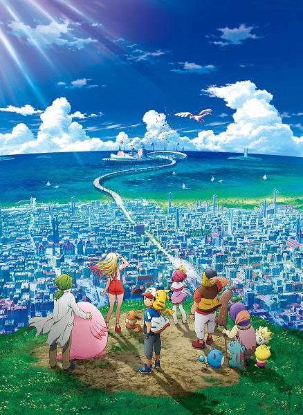 Pokémon The Movie: Minna no Monogatari (Pokémon The Movie: The Power Of Us)