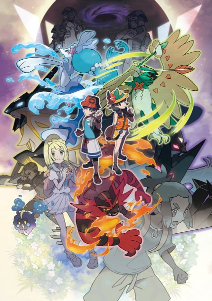 Pokémon Ultra Sun & Moon, Mobile