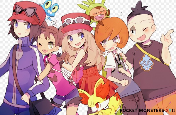 Pokémon X & Y - GAME FREAK