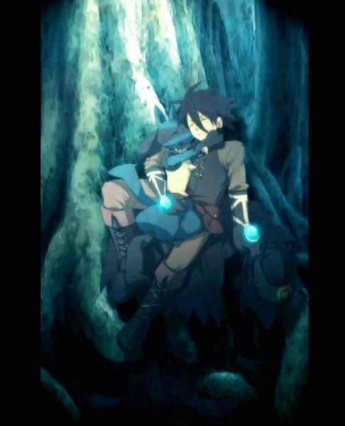 Tags: Anime, Tore (ksg666xx), Pokémon (Anime), Pokémon the Movie: Lucario and the Mystery of Mew, Pokémon, Arlon (Pokémon), Lucario