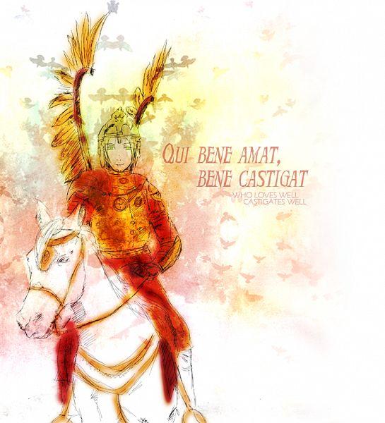 Tags: Anime, Soundofcolor, Axis Powers: Hetalia, Poland, Soldier, Latin Text, Hussar, deviantART