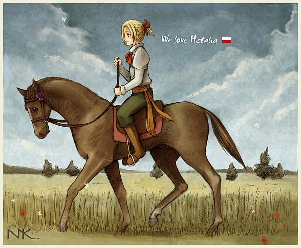 Tags: Anime, radittz, Axis Powers: Hetalia, Poland, deviantART