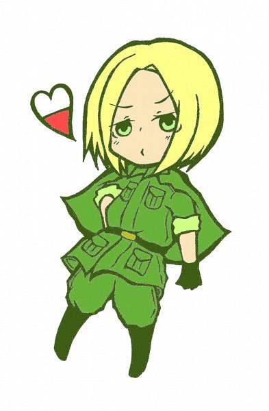 Tags: Anime, Axis Powers: Hetalia, Poland, Mobile Wallpaper