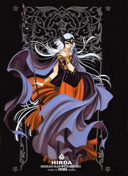 Polaris Hilda - Saint Seiya