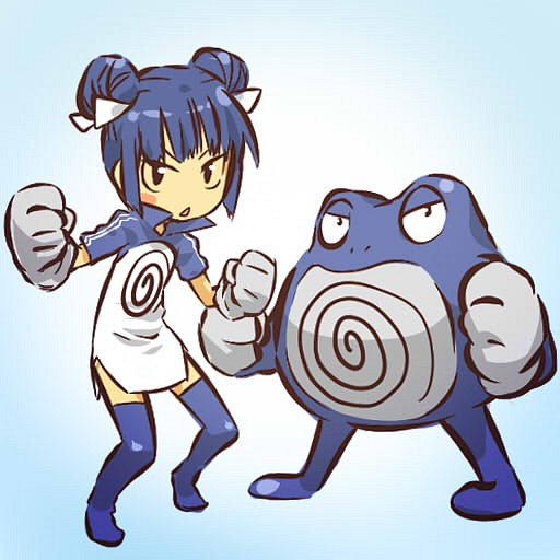 Poliwrath - Pokémon