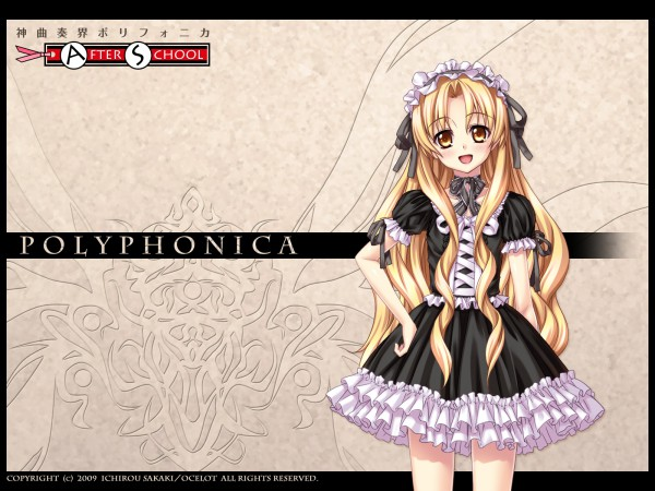 Tags: Anime, Polyphonica After School
