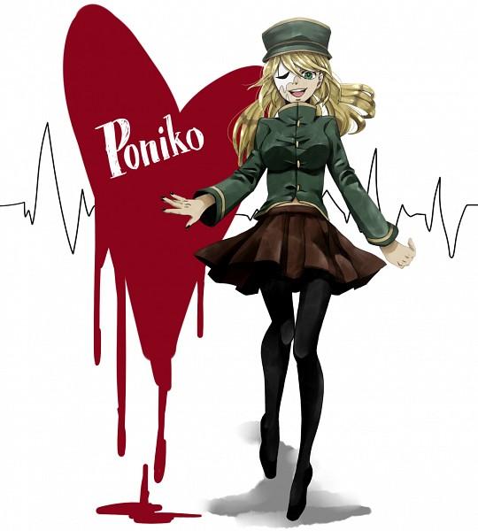 Tags: Anime, Akkirarara, Yume Nikki, Poniko, Uboa, Gray Hat, Heartbeat