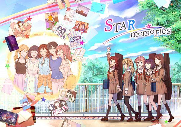 Tags: Anime, Pixiv Id 4782672, BanG Dream! Girls Band Party!, BanG Dream!, Yamabuki Saaya (BanG Dream!), Ushigome Rimi, Hanazono Tae, Toyama Kasumi, Ichigaya Arisa, Poppin'Party