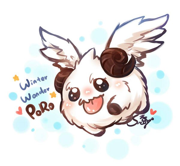 Poro (League of Legends) - League of Legends