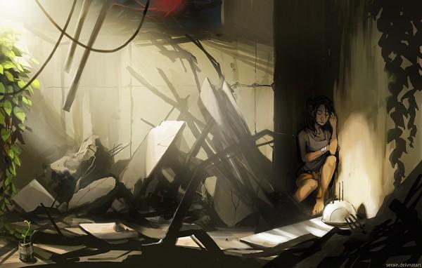 Tags: Anime, Portal (Game), Chell