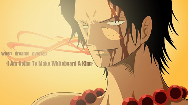 Tags: Anime, ONE PIECE, Portgas D. Ace, Facebook Cover, Whitebeard Pirates