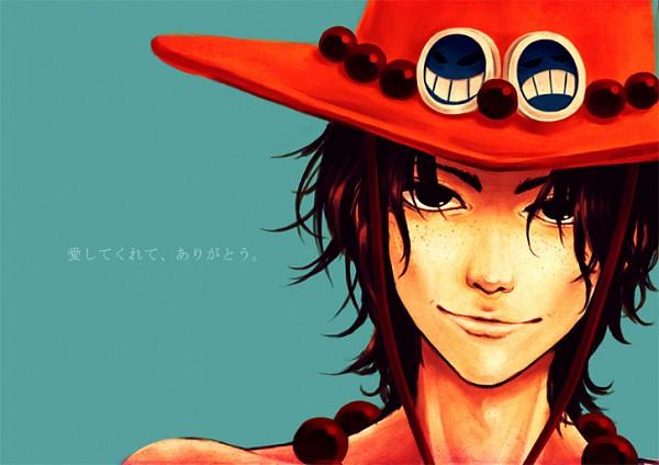 Tags: Anime, Chancake, ONE PIECE, Portgas D. Ace, deviantART, Whitebeard Pirates