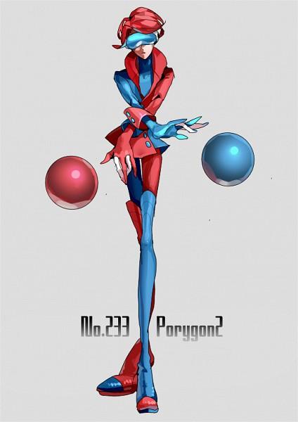 Porygon2 - Pokémon