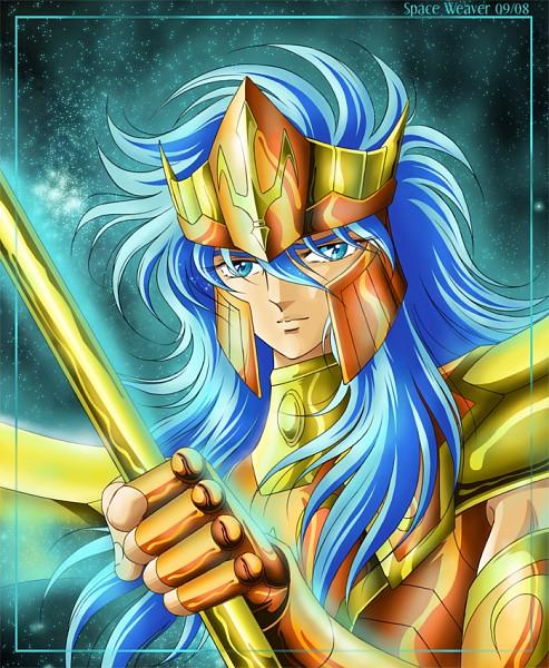 Tags: Anime, Saint Seiya, Poseidon (Saint Seiya), Poseidon's Mariners