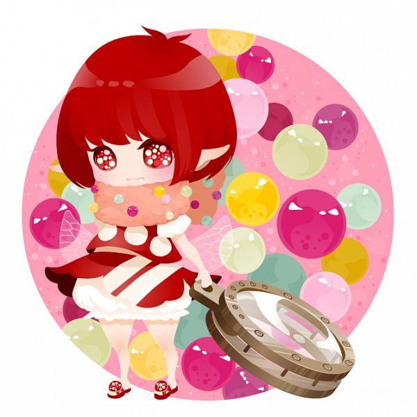 Pot (Pixiv Fairy) - Pixiv Fairy Ikusei Kikaku