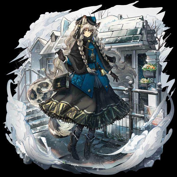 Tags: Anime, Ryuuzaki Itsu, HyperGryph, Arknights, Pramanix, Official Art
