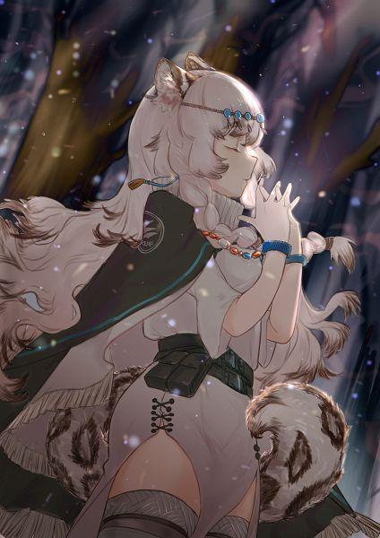 Tags: Anime, Pixiv Id 6678478, Arknights, Pramanix