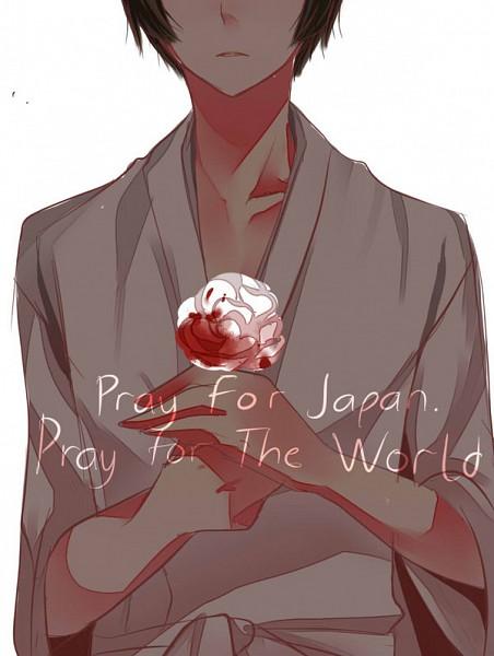 Pray For Japan (Good Luck For Japan!)