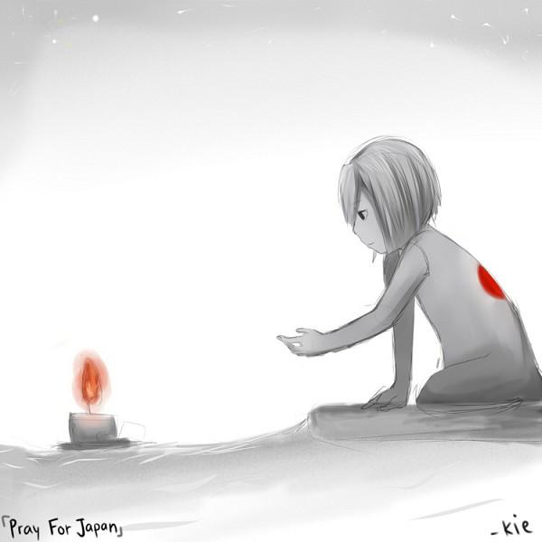 Tags: Anime, Pray For Japan