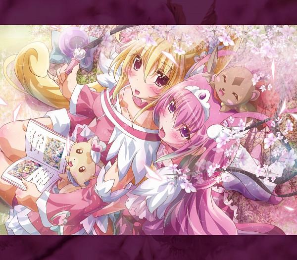Tags: Anime, Ikatomo, Dokidoki! Precure, Smile Precure!, Precure All Stars, Gureru, Enen, Hoshizora Miyuki, Aida Mana, Cure Happy, Cure Heart, Fanart From Pixiv, Pixiv
