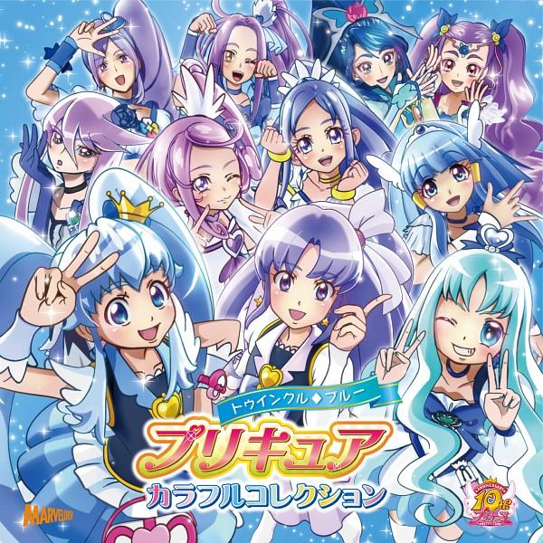 Tags: Anime, Miyamoto Hiroshi, Toei Animation, Fresh Precure!, Heartcatch Precure!, HappinessCharge Precure!, Suite Precure♪, Yes! Precure 5, Smile Precure!, Dokidoki! Precure, Precure All Stars, Hishikawa Rikka, Tsukikage Yuri