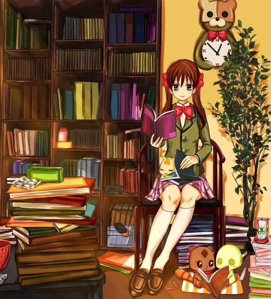 Tags: Anime, Pixiv Id 12573646, Precure All Stars, Enen, Fusion, Sakagami Ayumi, Gureru, Hourglass, Raccoon, Pixiv, Fanart From Pixiv, Fanart