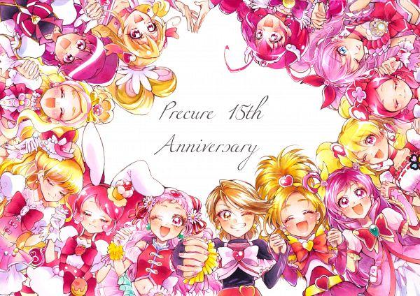 Tags: Anime, Pixiv Id 4996595, Futari wa Precure, Go! Princess Precure, HUGtto! Precure, Futari wa Precure Splash Star, Suite Precure♪, Mahou Tsukai Precure!, Yes! Precure 5, Smile Precure!, HappinessCharge Precure!, Heartcatch Precure!, Dokidoki! Precure