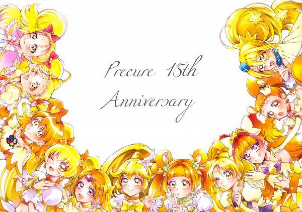 Tags: Anime, Pixiv Id 4996595, Fresh Precure!, HUGtto! Precure, Futari wa Precure, Go! Princess Precure, Yes! Precure 5, Heartcatch Precure!, Suite Precure♪, Dokidoki! Precure, Kirakira☆Precure a la Mode, Smile Precure!, HappinessCharge Precure!