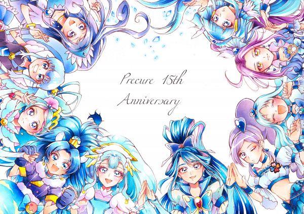 Tags: Anime, Pixiv Id 4996595, Go! Princess Precure, Fresh Precure!, Suite Precure♪, Kirakira☆Precure a la Mode, Smile Precure!, HappinessCharge Precure!, Yes! Precure 5, Dokidoki! Precure, HUGtto! Precure, Heartcatch Precure!, Precure All Stars