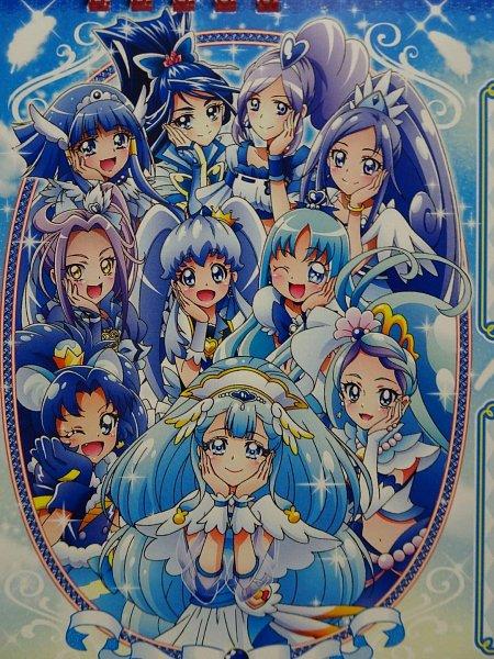 Tags: Anime, HappinessCharge Precure!, Fresh Precure!, HUGtto! Precure, Yes! Precure 5, Suite Precure♪, Go! Princess Precure, Smile Precure!, Heartcatch Precure!, Dokidoki! Precure, Kirakira☆Precure a la Mode, Precure All Stars, Cure Aqua