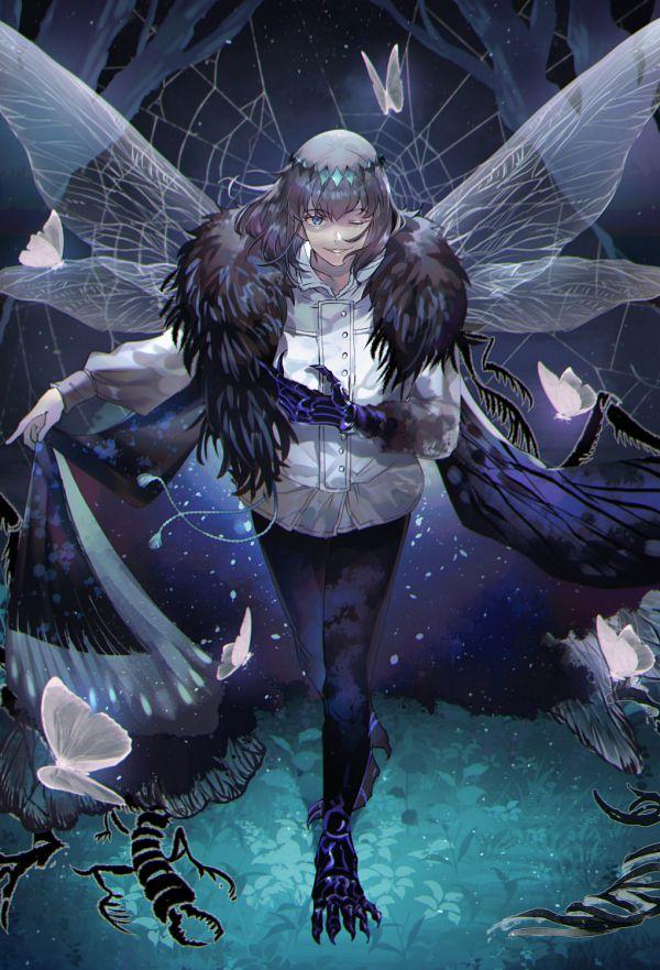 Tags: Anime, Sagta, Fate/Grand Order, Pretender (Oberon), Pixiv, Fanart, Fanart From Pixiv